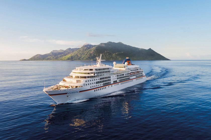 Hapag Lloyd Cruise Ship Jobs