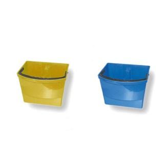 cubo 6 litros polipropileno
