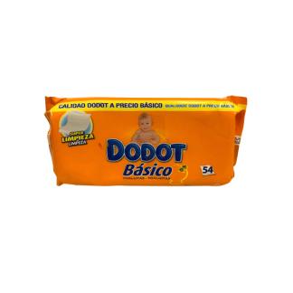 toallitas humedas dodot