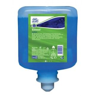 estesol lotion wash (gel suave)
