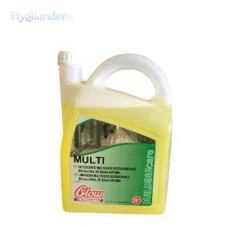 multi - detergente desodorizante bioalcohol