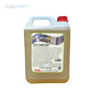 toc fantasy - limpiador abrillantador perfumado