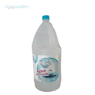 agua destilada garrafa 5 litros
