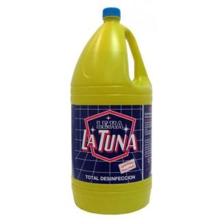 lejia 50 gr garrafa 5 litros la tuna