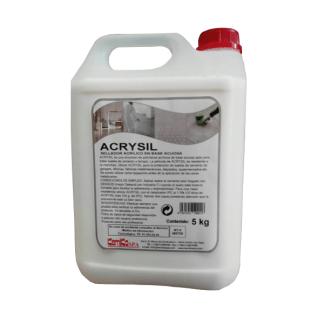 acrysil sellador acrilico tapaporos
