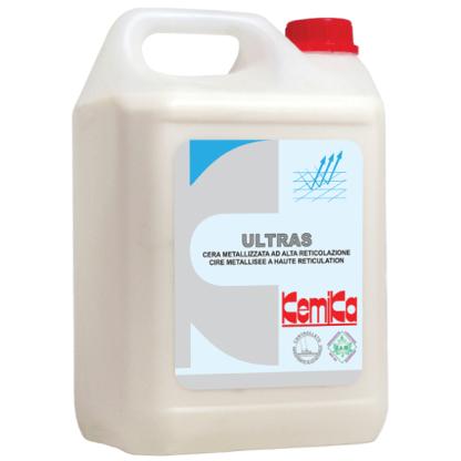 ULTRAS - CERA RETICULADA SUELOS DUROS 5 KGS