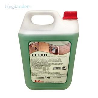 fluid detergente fregadora bioalcohol