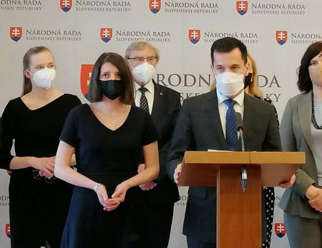 Juraj Šeliga a Jana Žitňanská