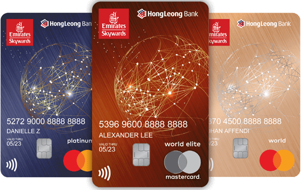 Credit Cards Hong Leong Bank Compare And Apply Online
