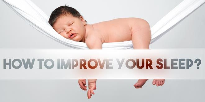 Best Ways to Improve Your Sleep