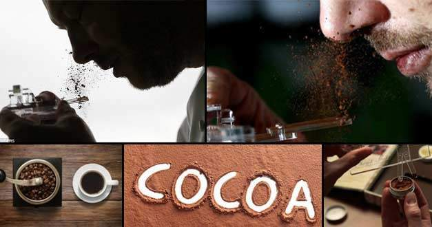 Snorting Cocoa Powder | The Chocolate Drug