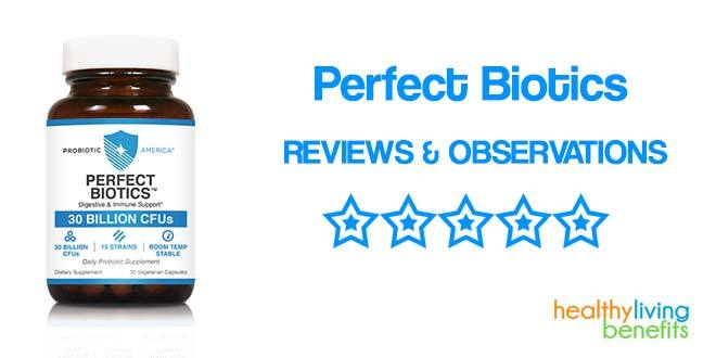 Perfect Biotics by Probiotic America – Supplement Reviews