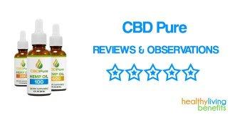 CBDPure Dietary Supplement Reviews: Powerful Legal Hemp Oil Extract