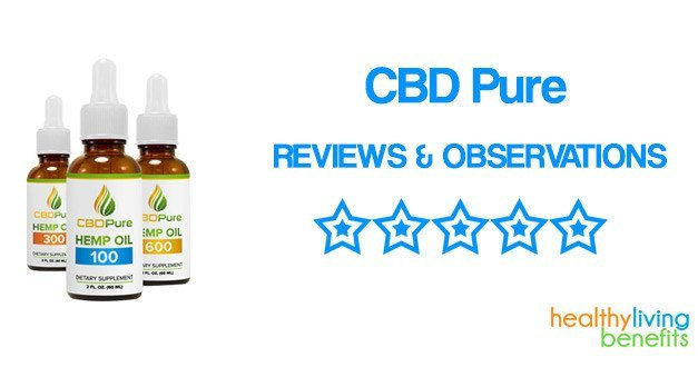 CBDPure Dietary Supplement Reviews: Powerful Legal Hemp Oil Extract