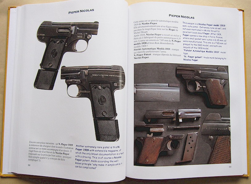 Belgian Liege gunmakers (N to R) – Volume 5 – HLebooks com
