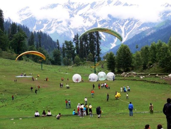 Beautiful holiday destinations in India