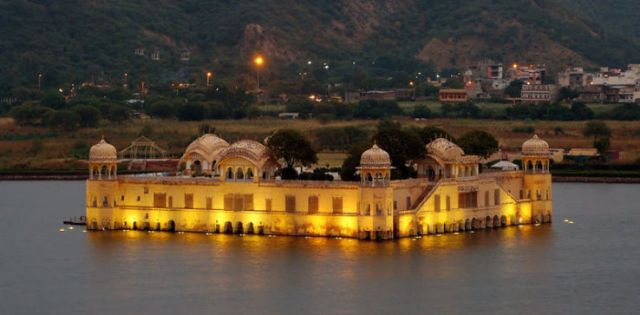 Image result for Jal Mahal