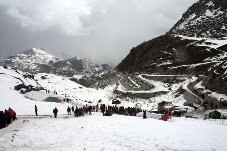 Image result for nathula pass
