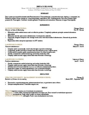 Free Resume Templates You'll Want To Have In 2017 Downloadable