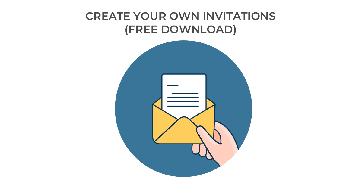 This article contains our latest collection of free printable invitation card. 60 Invitation Templates Easy Download And Print Hloom