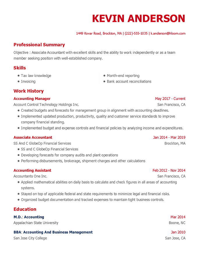 Resume Templates Our Top 9 Picks For 2020 Hloom