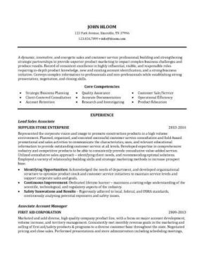 Customer Service Resume 15 Free Samples Skills & Objectives