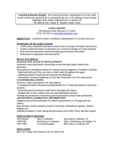 functional resume definition format layout 60 examples - Functional Resume Definition