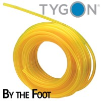 """Tygon fuel line (clear yellow) 3/32"""" ID X 3/16"""" OD - by ..."""