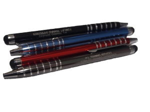 Pen with PDA Stylus
