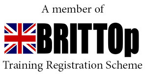Brittop training registration scheme member