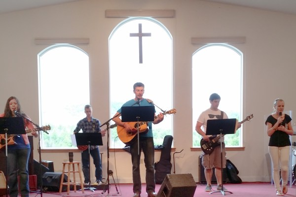 HLWC Passion Worship Team