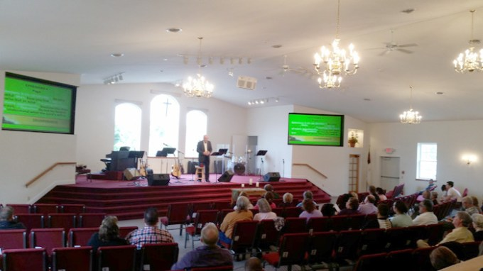Worship at Hadley-Luzerne Wesleyan Church