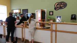 Cafe Ministry in Lake Luzerne / Hadley NY