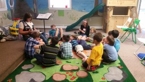 Children's Ministry at Hadley-Luzerne Wesleyan Church