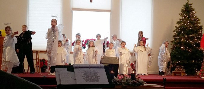 Children's Christmas Musical at Hadley Luzerne Wesleyan Church