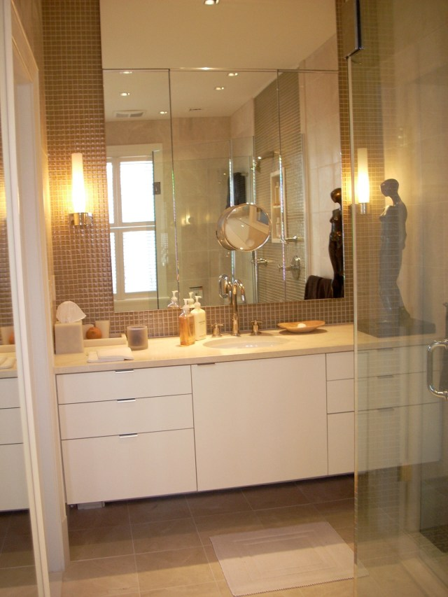 Suspended Bathroom Cabinets More And More Designers Are Including