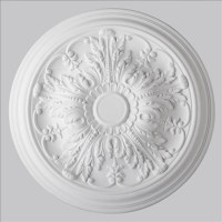 How To Install A Polyurethane Ceiling Rose   www ...