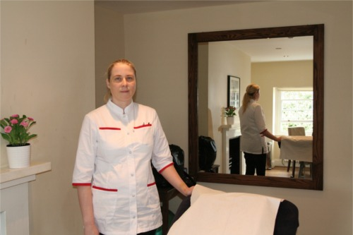 Helen Bowes at Skin Beautiful Bristol Clinic