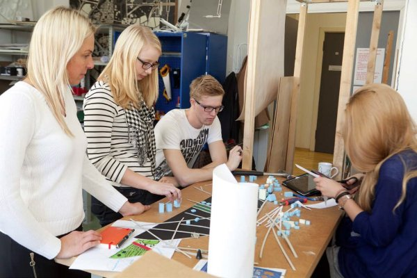 Vocational Education Estonian Ministry Of And