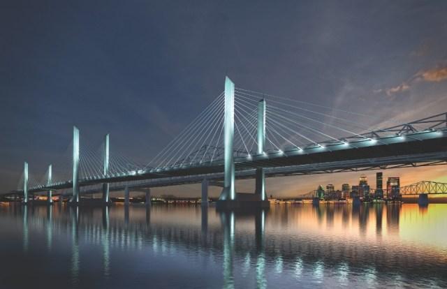 Louisville-Southern Indiana Ohio River Bridges