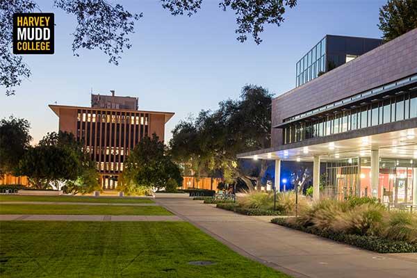 Harvey Mudd campus