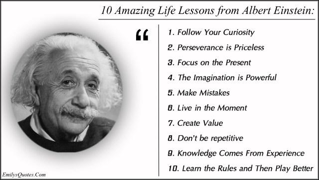 Albert-Einstein-inspirational