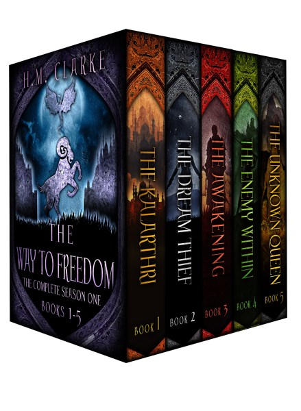 The Way to Freedom: Season One (Books 1-5)