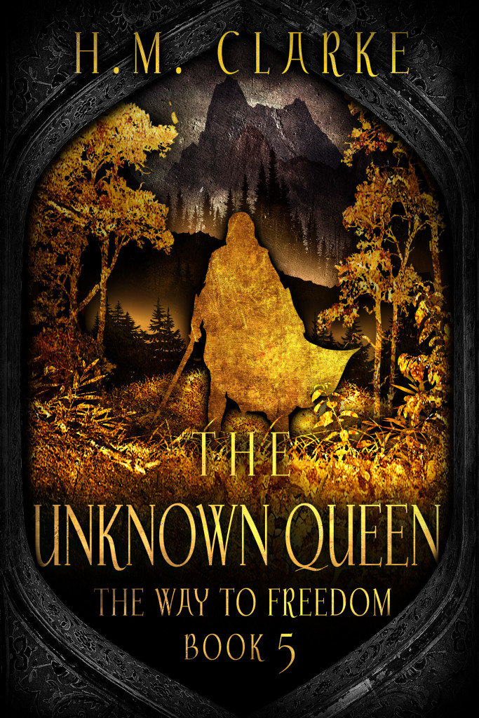 The Unknow Queen eBook Cover