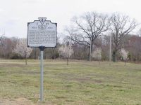 Lorton Nike Missile Site Historical Marker