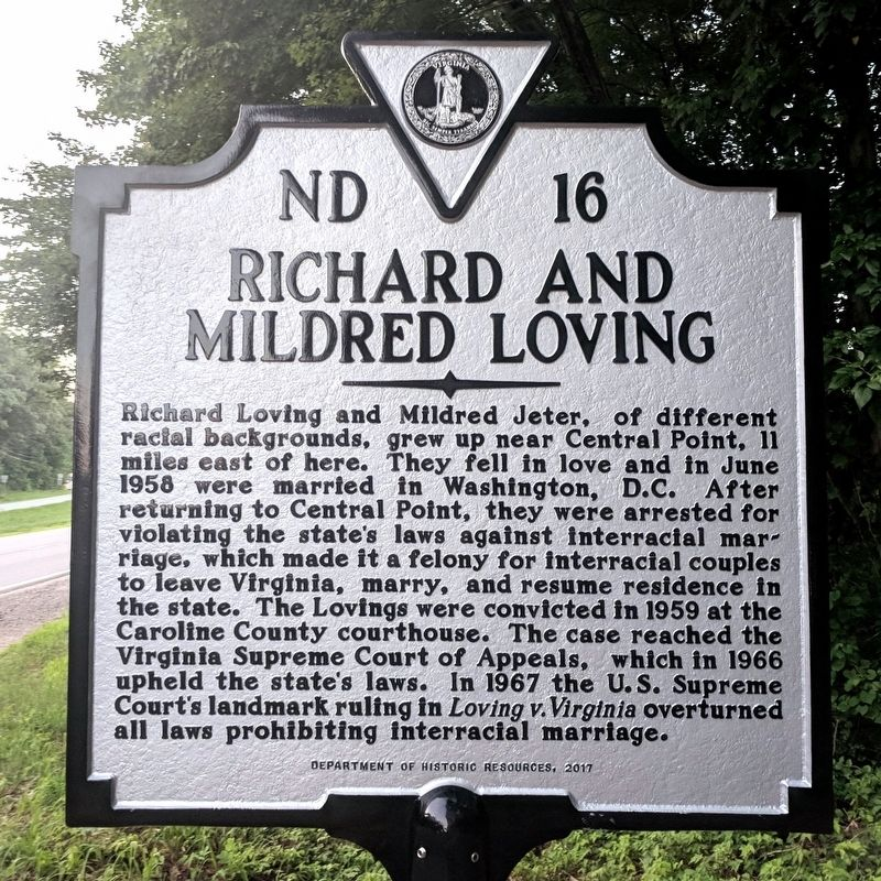 Image result for richard and mildred loving