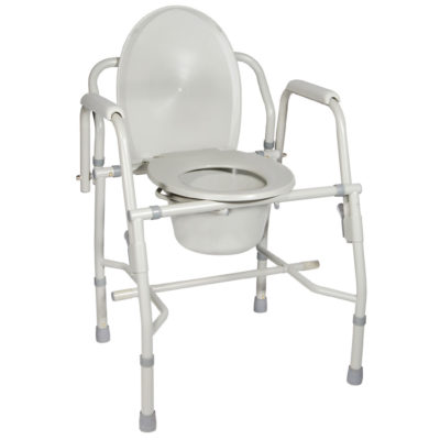folding chair rental vancouver plastic pool chaise lounge chairs commodes bathroom safety products hme mobility