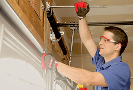 Garage Door Maintenance & Tune Up