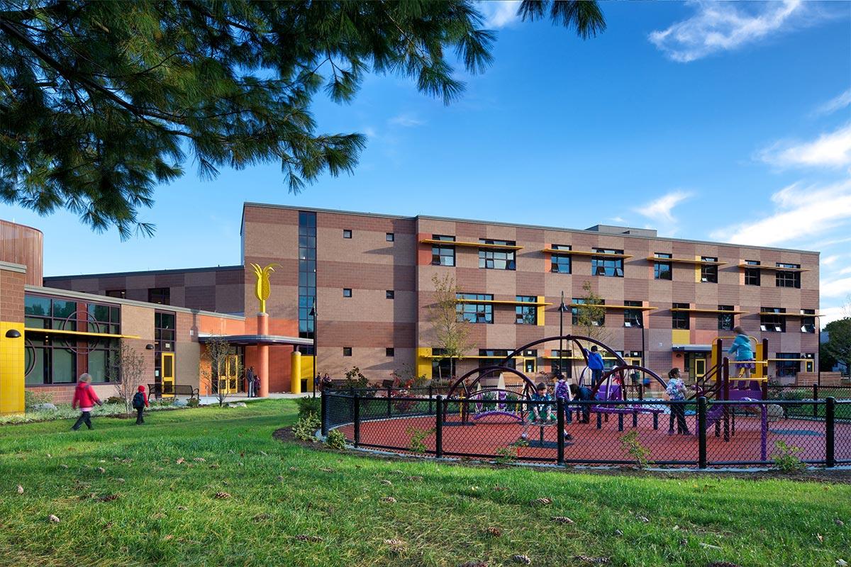 Thompson Elementary School  HMFH