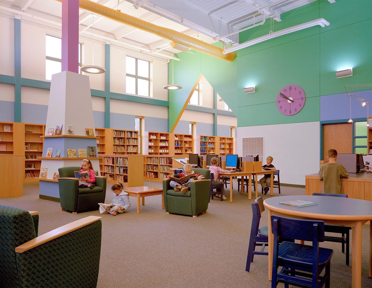 East Fairhaven Elementary School  HMFH